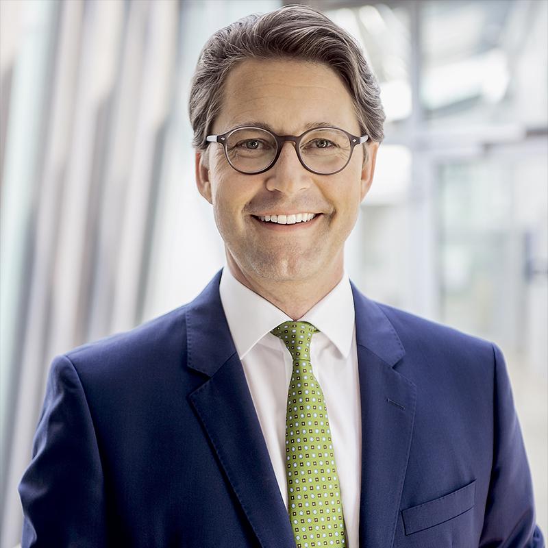 Andreas Scheuer, MdB