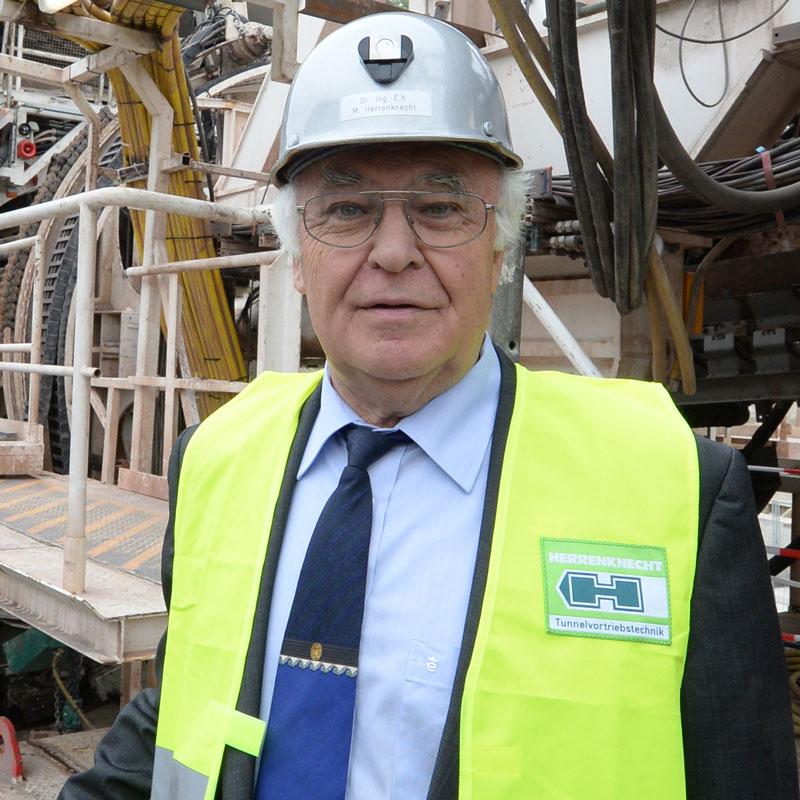 Dr. Martin Herrenknecht