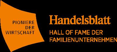 Handelsblatt Hall of Fame der Familienunternehmen 2021
